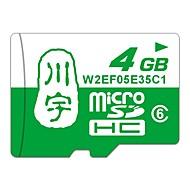 baratos Cartões de Memória-Kawau 4GB TF cartão Micro SD cartão de memória Class6 4