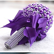 """cheap Wedding Flowers-Wedding Flowers Decorations Wedding Cotton / Polyester 5.12""""(Approx.13cm) 9.06""""(Approx.23cm)"""