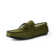 cheap Men's Clogs & Mules-Men's Shoes Suede Spring / Fall Comfort Clogs & Mules Pool / Brown / Khaki