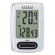 billige Sykkelcomputere og -elektronikk-CatEye® Velo Wireless Stoppeklokke Sykkelcomputer Speedometer Kilometerteller Utendørs Sykling