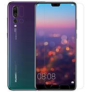 billiga Mobil cases & Skärmskydd-nillkin skärmskydd Huawei för Huawei P20 Pro Djurhärdad glas 2 st framför& kamera objektivskydd anti-reflex fingeravtryckskrap