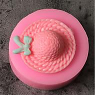 billige Bakeredskap-1pc Nyhet Originale kjøkkenredskap For Godteri For kjøkkenutstyr Sjokolade Kake Silikon GDS Bursdag Kreativ 3D-tegneseriefigur Ferie Cake