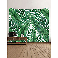 cheap Wall Decor-Garden Theme Landscape Wall Decor 100% Polyester Contemporary Modern Wall Art, Wall Tapestries Decoration