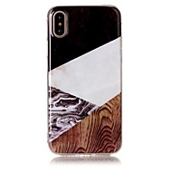 Θήκη Za Apple iPhone X iPhone 8 Ultra tanko Stražnja maska Mramor Mekano TPU za iPhone X iPhone 8 Plus iPhone 8 iPhone 7 Plus iPhone 7