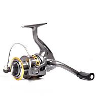 billiga Fiske-Fiskerullar Snurrande hjul 5.5:1 Växlingsförhållande+8.0 Kullager Hand Orientering utbytbar Sjöfiske