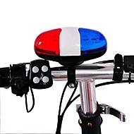 billige Sykkeltilbehør-Sykkelklokke alarm, Holdbar, Anti-Sjokk Sykkel / Sykkel med fast gir Plastikker Blå
