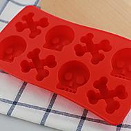 billige Bakeredskap-Bakeware verktøy silica Gel Kreativ Kjøkken Gadget Sjokolade / Is / for Frukt Stamper & Scraper 1pc