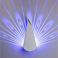 billige Vegglamper-Original Vegglamper Soverom / Leserom / Kontor / Innendørs Metall Vegglampe IP44 220-240V 9W