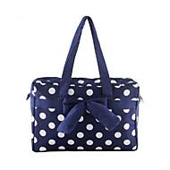 billige Kabinetasker-Bomuld / Polyester Kabinetaske Sløjfe(r) for udendørs Forår sommer Gul / Rosa / Navyblå