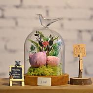 billige Kunstig Blomst-Kunstige blomster 1 Afdeling Stilfuld Evige blomster Bordblomst