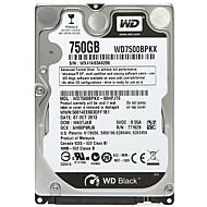 Χαμηλού Κόστους Εσωτερικοί Σκληροί Δίσκοι-WD Laptop / Notebook σκληρού δίσκου 750GB SATA 3.0 (6 Gb / s) WD7500BPKX