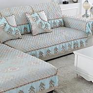 Χαμηλού Κόστους -Καναπές μαξιλάρι Φλοράλ / Γεωμετρικό Δραστική Εκτύπωση Βαμβάκι / Πολυεστέρας slipcovers