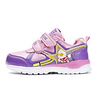 baratos Sapatos de Menino-Para Meninos / Para Meninas Sapatos Courino Primavera & Outono Conforto Tênis para Infantil Azul Escuro / Roxo / Azul Real