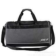 billige Rejsetasker-Oxfordtøj / polyester Rejsetaske Lynlås for udendørs Forår sommer Sort