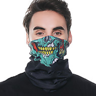 cheap Balaclavas & Face Masks-Pollution Protection Mask All Seasons Moisture Wicking Quick Dry Breathability Camping / Hiking Cycling / Bike Unisex Polyester Print
