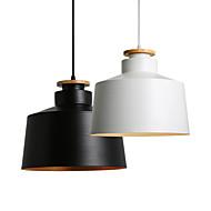 billiga Belysning-OYLYW Trumma Hängande lampor Fluorescerande - Ministil, 110-120V / 220-240V, Varmt vit, Glödlampa inte inkluderad / 5-10㎡ / E26 / E27