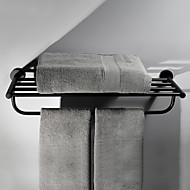 Χαμηλού Κόστους Ράφια Μπάνιου-Ράφιι μπάνιου Υψηλή ποιότητα Μοντέρνα Ανοξείδωτο Ατσάλι 1pc - Μπάνιο Επιτοίχιες