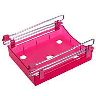 billiga Köksförvaring-Kök Organisation Ställ & Hållare Plast Förvaring / Lätt att använda 1st