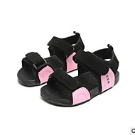 baratos Sapatos de Menino-Para Meninos / Para Meninas Sapatos Courino Outono Conforto Sandálias para Laranja / Cinzento / Rosa claro
