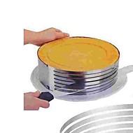 billige Bakeredskap-kjøkken Verktøy rustfritt Enkel / Multifunksjonell / Kreativ Kjøkken Gadget Cooking Tool Sets Kake / Til Brød 1pc