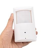 billige Innendørs IP Nettverkskameraer-hqcam 1080p lyd infrarød nattvisning innebygd tf kortspor mini ip kamera innendørs med førsteklasses (25fps.p2p.onvif.mobile telefon)