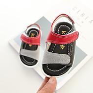 baratos Sapatos de Menino-Para Meninos Sapatos PVC Verão Conforto Sandálias para Branco / Vermelho