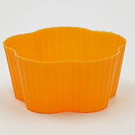 billige Bakeredskap-kjøkken Verktøy Silikon Myk / Varmebestandig / baking Tool Bakeform Til Kake 1pc
