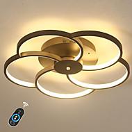 billiga Belysning-Ecolight™ Linjär Takmonterad Glödande - Bimbar, Vackert, 110-120V / 220-240V, Varmt vit / Vit / Dimbar med fjärrkontroll, Glödlampa / FCC