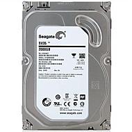 Χαμηλού Κόστους Εσωτερικοί Σκληροί Δίσκοι-Seagate Laptop / Notebook σκληρού δίσκου 2 TB SATA 3.0 (6 Gb / s) ST2000VX000