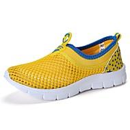 tanie Obuwie dziewczęce-Dla dziewczynek Obuwie Guma Lato Comfort Buty do lekkiej atletyki na Yellow / Fuchsia / Granatowy
