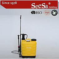economico Terrazza-1pcs Plastica e metallo Sprinkler pop-up Silenzioso