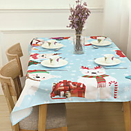 abordables Linge de table-Moderne Carré Nappes de table Géométrique / Avec motifs Décorations de table 1 pcs