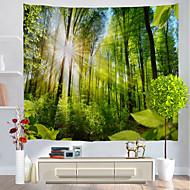 休暇 壁の装飾 ポリエステル クラシック ウォールアート, タペストリー 装飾