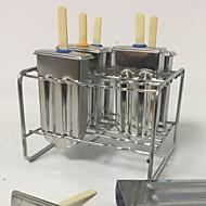 billige Bakeredskap-Bakeware verktøy Rustfritt stål Multifunktion / GDS For Iskrem Dessertverktøy 1pc
