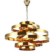 billige Bestelgere-QIHengZhaoMing 5-Light Originale Lysekroner Omgivelseslys 110-120V / 220-240V, Varm Hvit, Pære Inkludert / 15-20㎡