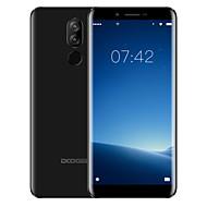 """Χαμηλού Κόστους Doogee®-DOOGEE X60L 5.5 inch """" 4G Smartphone ( 2 GB + 16GB 8 mp / 13 mp MediaTek MT6737 3300 mAh mAh ) / διπλή φωτογραφικές μηχανές"""