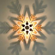 billige Vegglamper-Nytt Design Moderne / Nutidig Vegglamper Stue Tre / Bambus Vegglampe 220-240V 60 W