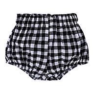 billige Undertøj og sokker til babyer-Baby Pige Basale Ensfarvet Undertøj og strømper