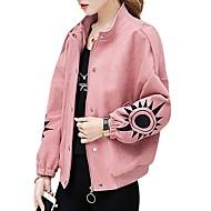 女性用 ジャケット - 活発的 / ストリートファッション 幾何学模様 プリント