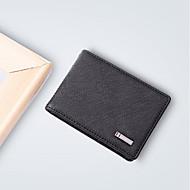 Χαμηλού Κόστους Card & ID Holder-PU Θήκη για κάρτα & ταυτότητα Ανάγλυφη Γκρίζο / Καφέ / Ροζ