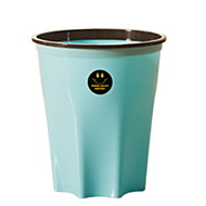 baratos Acessórios de Limpeza de Cozinha-Cozinha Produtos de limpeza Plásticos Lata de Lixo Simples 1pç