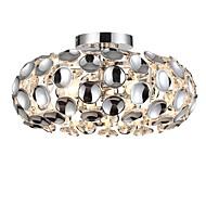billige Taklamper-CXYlight 3-Light Globe Takplafond Omgivelseslys galvanisert Metall 110-120V / 220-240V Pære ikke Inkludert