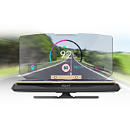 6 inch head-up display gps / multifunctioneel display voor auto / bus / vrachtwagen weergave km / h mph
