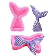 1pc Silikongel Kul 3D GDS Kake Bursdag Dyr Cake Moulds Bakeware verktøy