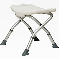 رخيصةأون -كرسي حمام واقف الأرض / قابل للطي / تصميم جديد العادي / أساسي / الحديثة / المعاصرة المعدنية / جل السيليكا 1PC ديكور الحمام
