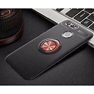 billiga Mobil cases & Skärmskydd-fodral Till Huawei Nova 2 Ringhållare / Ultratunt Skal Enfärgad Mjukt TPU för Nova 2