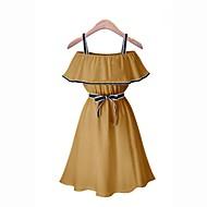 女性用 ストリートファッション シース ドレス 膝上