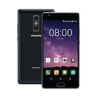 "PHILIPS X598 5.5 inch "" โทรศัพท์สมาร์ทโฟน 4G (4GB + 64GB 5 mp / 13 mp MediaTek MT6750T 4000 mAh mAh) / 1920*1080"