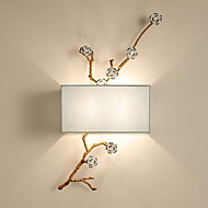 cheap -Creative Modern / Contemporary Wall Lamps & Sconces Living Room / Bedroom Metal Wall Light 220-240V 40 W