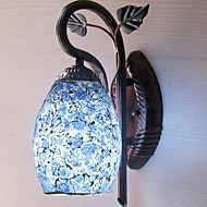 baratos -Fosco / Antirreflexo Clássica Luminárias de parede Quarto Madeira / Bambu Luz de parede 220-240V 40 W